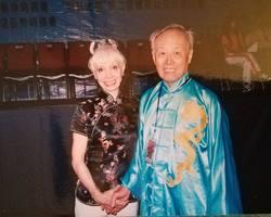 Rencontre Avec le Grand Maître de Tai Ji Quan ZHU DATONG