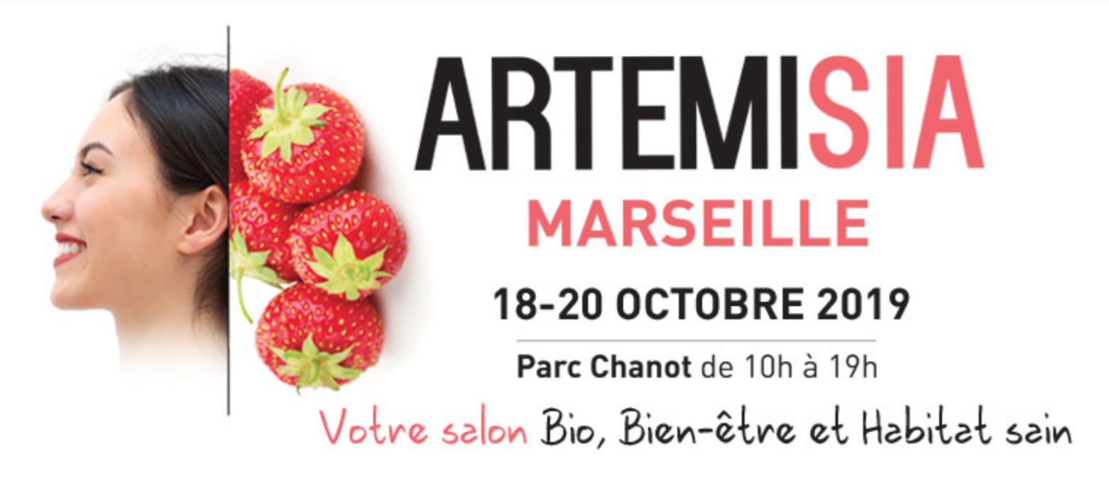 "Salon ""ZEN & BIO ARTEMISIA""  - MARSEILLE - (Parc Chanot)"