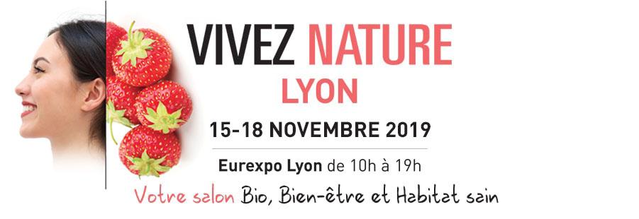 "Salon "" VIVEZ NATURE "" - LYON - (Eurexpo)"
